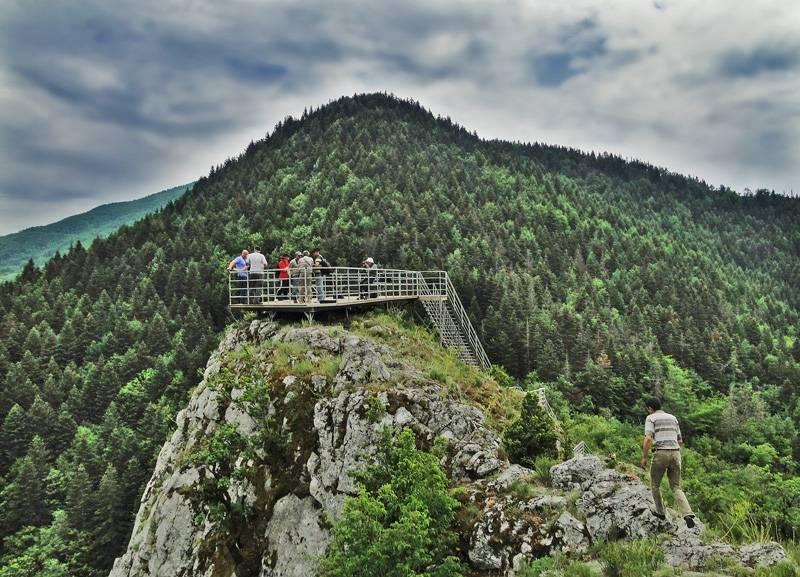 وادي فالا في تركيا.. رهبة الطبيعة وإبهارها