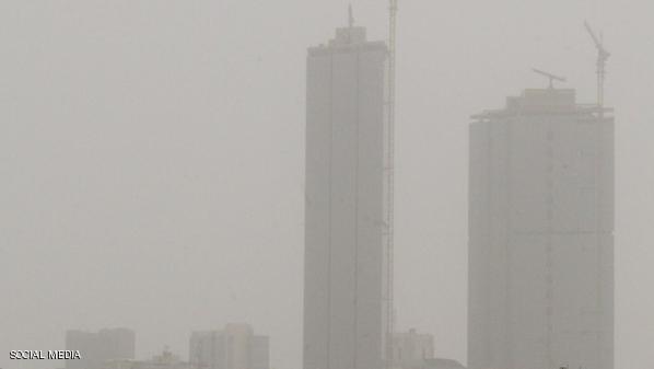الأردن: رياح نشطة وغبار متوقع على أجزاء واسعة من المملكة الأربعاء