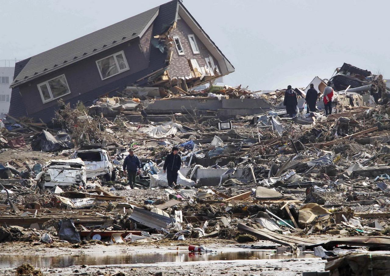 زلزال يهز المباني في طوكيو ولا خطر من وقوع تسونامي | طقس الاردن | طقس العرب
