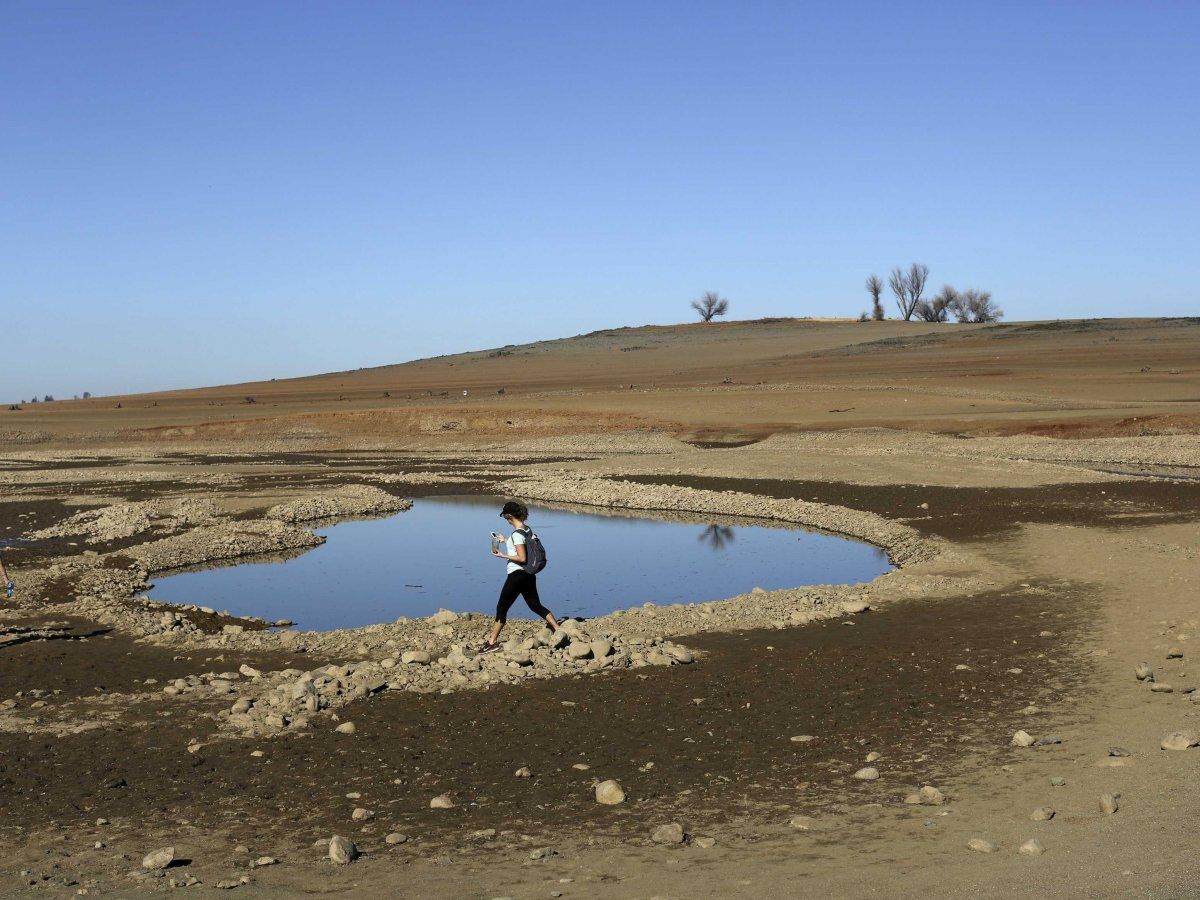 إعلان انتهاء واحدة من أسوأ موجات الجفاف في كاليفورنيا