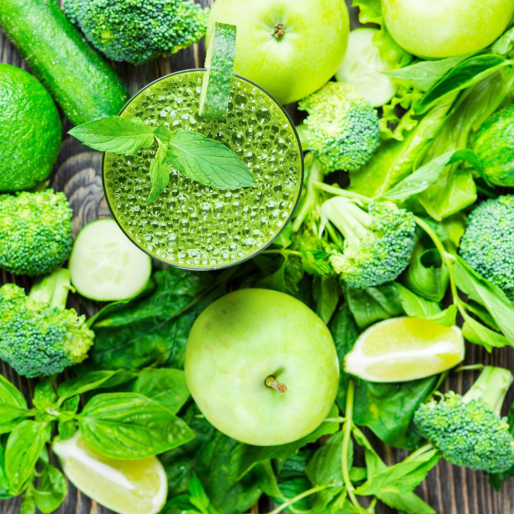 في الشتاء.. تعرف على ما فوائد تناول الأطعمة الخضراء!